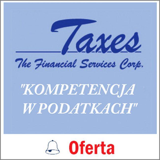 Taxes – The Financial Service Corp.