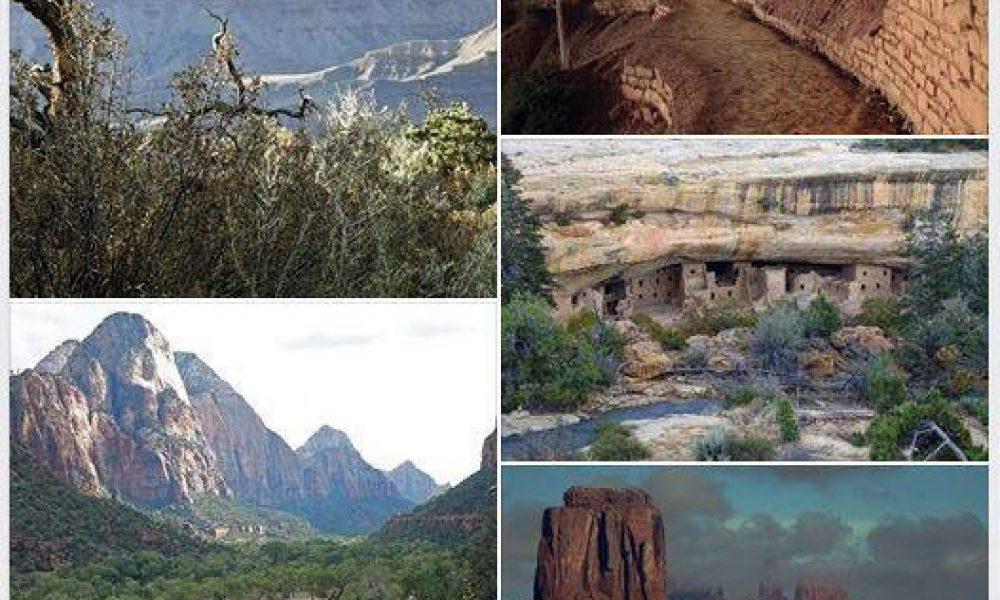 Kraina wielkich kanionów – wycieczka