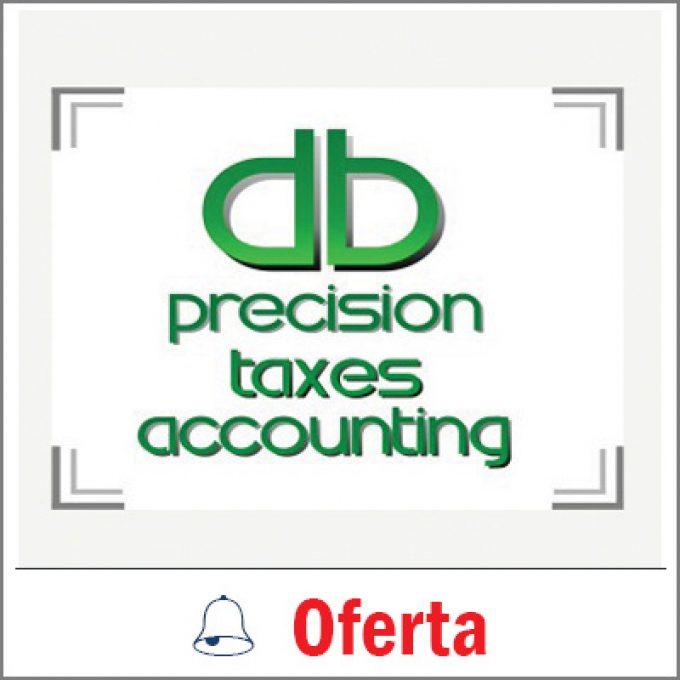DB Precision Taxes and Accounting, LLC.