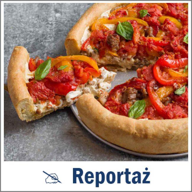Wypasiona pizza – Chicago