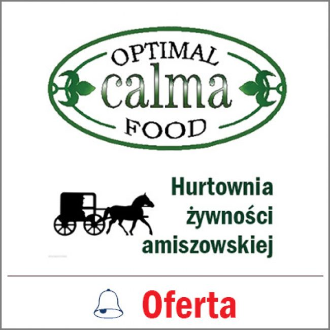 Calma Optimal Food Ltd