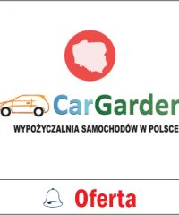 Cargarden Car Rental Warsaw