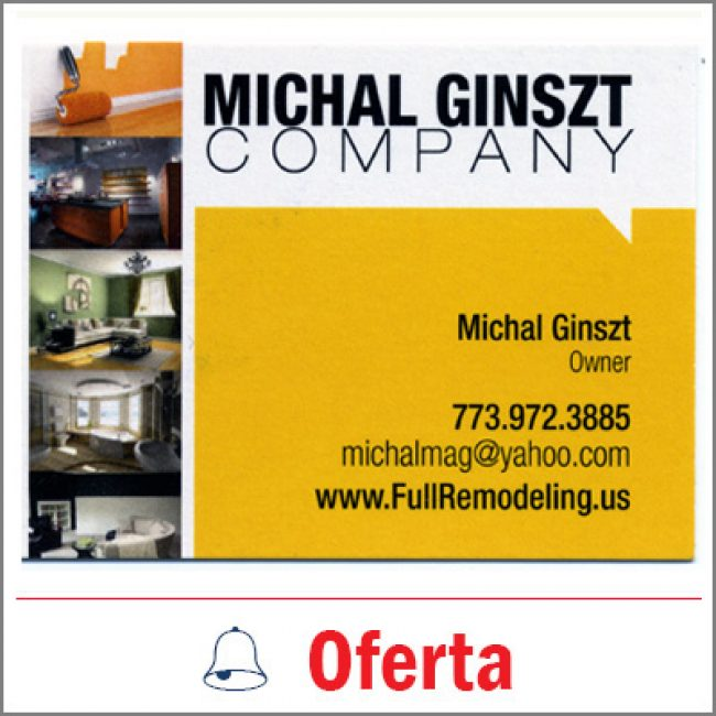 Michal Ginszt Company
