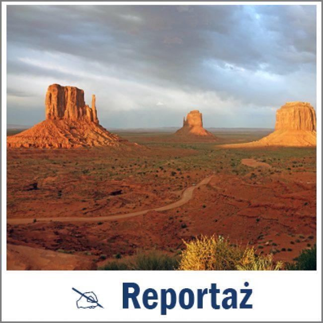 Monument Valley – Westernowa dolina