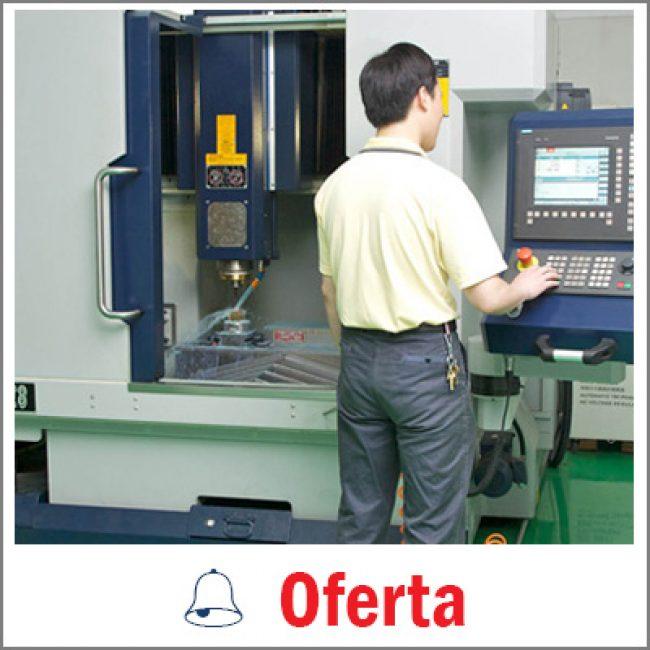 CNC – nauka obsługi maszyn CNC