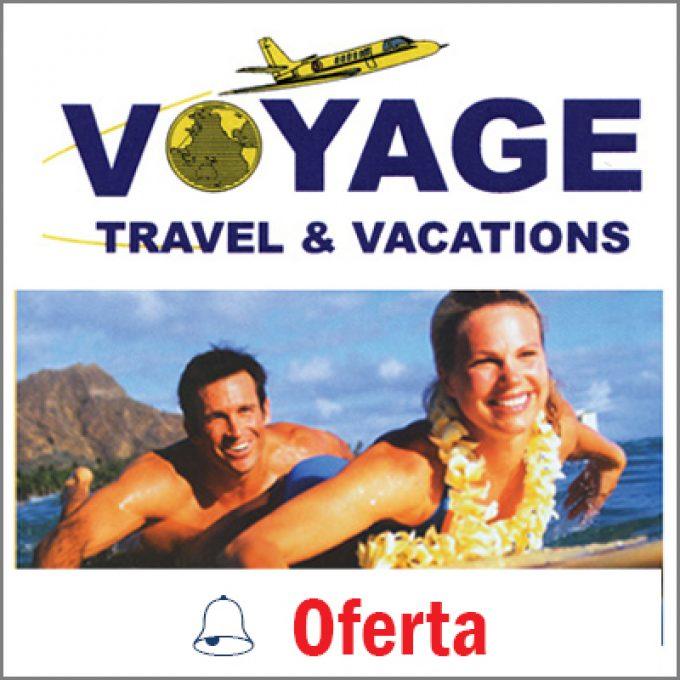 Voyage Travel & Vacation – Gina Domanus