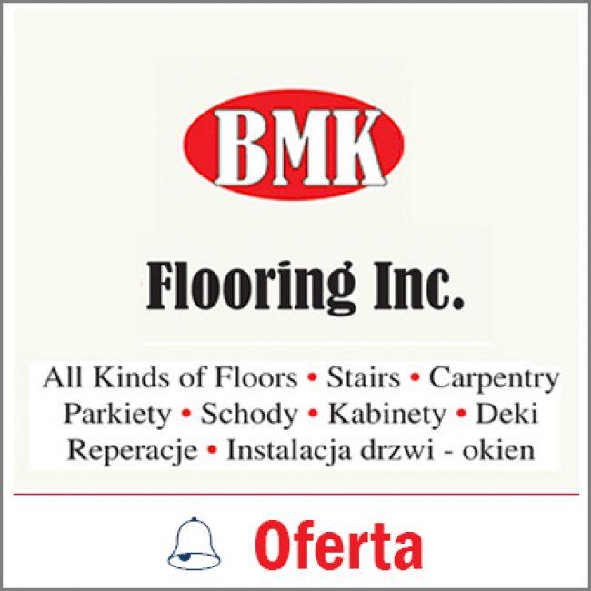BMK Flooring Inc